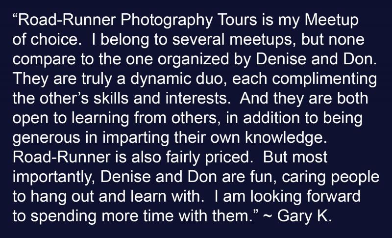 Gary K Testimonial