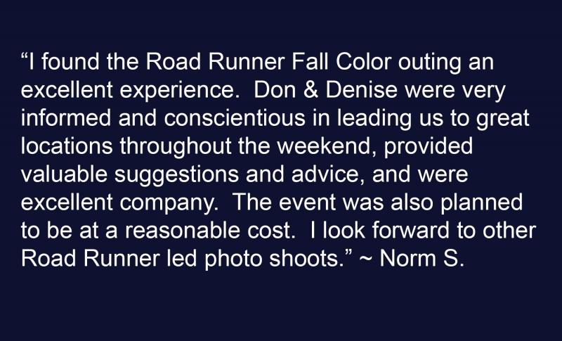 Norm S Testimonial