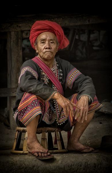 Chiang Mai Hill Tribe 03